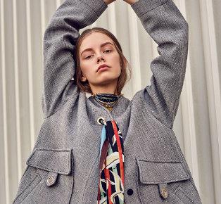 Christian Dior 2017 Resort Editorial