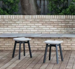 Eco- furniture: SU stool collection