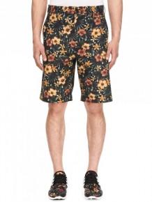 Y-3 multi print shorts