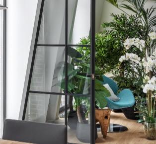 Nature make a different on Architecture Interior Designs