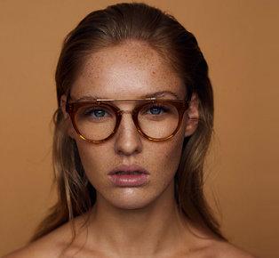 Kaibosh eyewear fashion editorial by Henrik Adamsen