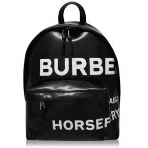 BURBERRY GRAPHIC BACKPACK