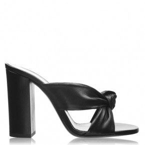 SAINT LAURENT YSL LOULOU MULE 100H high heels