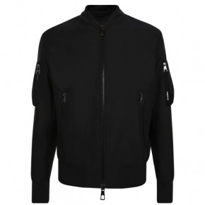 NEIL BARRETT LOGO SLEEVE JACKET