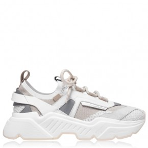Dolce and Gabbana DG day master sneakers White