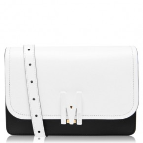 Moschino M cross body bag