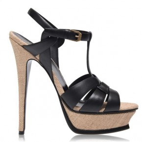 SAINT LAURENT YSL Tribute 105H SND LD00 Sandals
