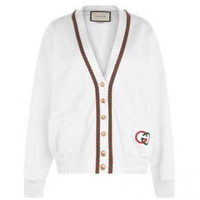 GUCCI Technical GG Cardigan