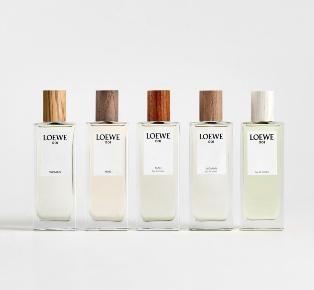 The iconic Loewe fragrances 2021 beauty fashion magazine