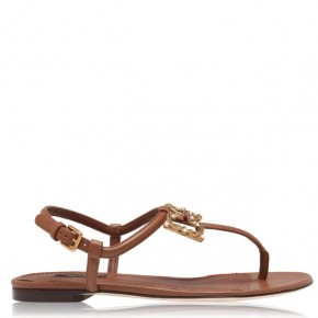 DOLCE AND GABBANA AMORE SANDALS