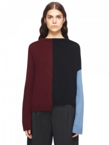 Marni Multi color panels sweater