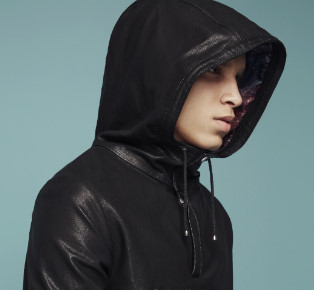 Les Benjamins luxury sportswear AW 2015