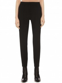 Alexander Wang exposed zipper detail trousers