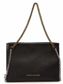 Marc Jacobs double chain crossbody bag
