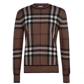 BURBERRY NAYLOR KNITTED JUMPER