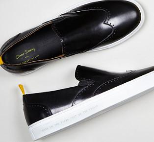 Oliver Sweeney Philosopher Shoe Vita Black 2015