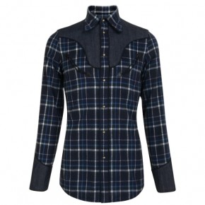 DSQUARED2 WESTERN LONG SLEEVE SHIRT