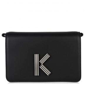 KENZO K Chainy Bag Black 99