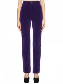 Marc Jacobs high waist purple jeans