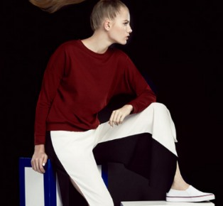 Sporty Minimalist The Zalora Womenswear Campaign