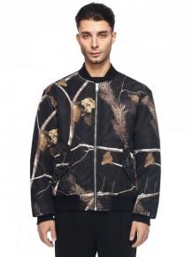 Alexander Wang Printed Bomber Jacket