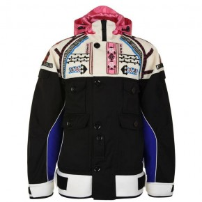 VALENTINO TECH PARKA JACKET