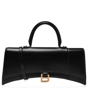 BALENCIAGA HOURGLASS STRETCH HANDBAG