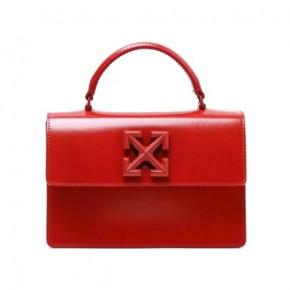 Off White Jitney 1.4 bag Red