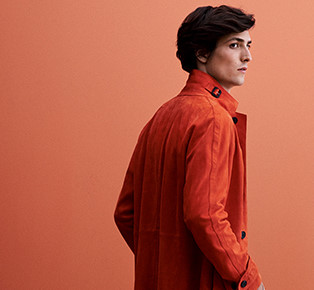 CANALI Spring Summer 2015 Campaign