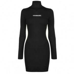 VETEMENTS LOGO DRESS