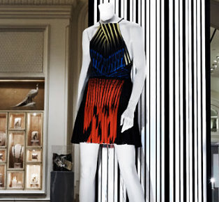 Bergdorf Goodman hosts Alexander Wang Pop up store