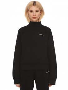 T by Alexander Wang funnel neck sweatshirt