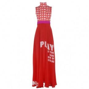 PLAY DATE STUDIOS Maxi Dress