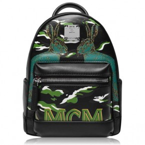MCM STARK backpack forest