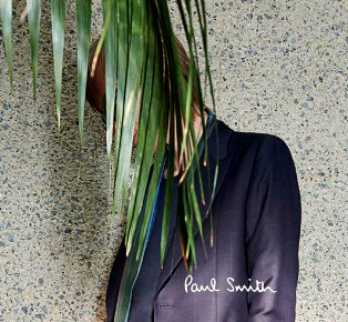 PAUL SMITH LONDON SPRING SUMMER 2015 MENS CAMPAIGN