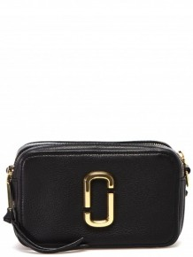 Marc Jacobs Softshot cross body bag (Black)