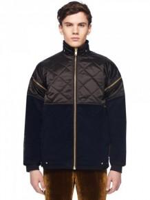Astrid Andersen Zip Velvet Hoodie Jacket