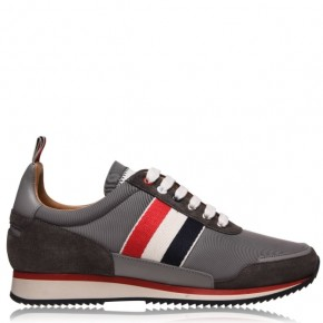 THOM BROWNE STRIPED RUNNERS