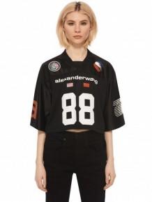 Alexander Wang oversized '88' jersey