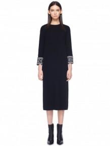KENZO Black Maxi Dress