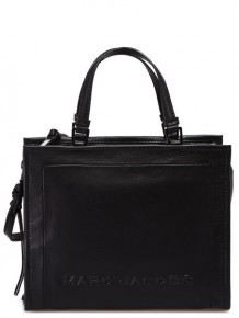Marc Jacobs The Box Shopper bag (Black)