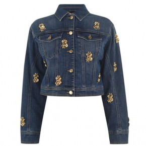 MOSCHINO DOLLAR JACKET