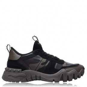 VALENTINO ROCKRUNNER PLUS TRAINERS