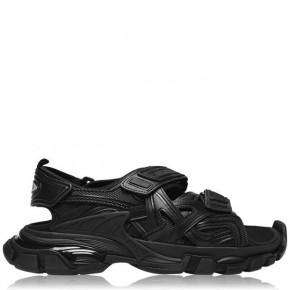 BALENCIAGA Track Flat Sandals