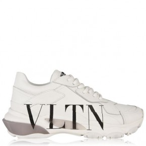 VALENTINO VLTN White Bounce Trainers