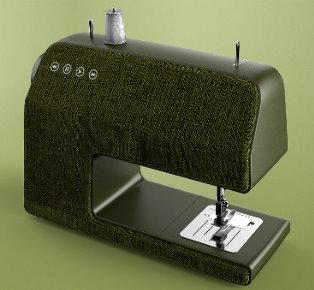 Vifa sewing machine concept for fashion designers 2017