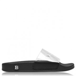 BALMAIN TRANSPARENT SLIDERS
