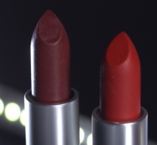 2019 Christmas M · A · C tint our lips red