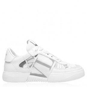 VALENTINO white VLTN Open Sneaker