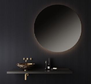 5 Ways to style round mirrors at home interior design